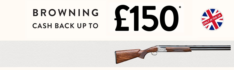 promo uk cash back 150£