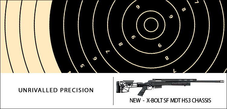 X-BOLT SF MDT HS3 CHASSIS
