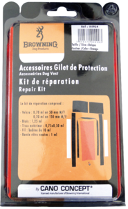 REPAIR-KIT, DOG VEST ACCESSORY, ORANGE