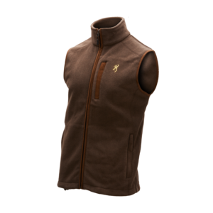 VEST SUMMIT BROWN