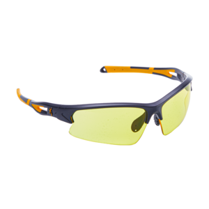 SHOOTING GLASSES ON-POINT YELLOW
