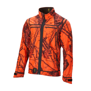 JACKET ULTIMATE ACTIV REVERSIBLE BROWN MOBLAZE