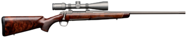 RIFLES BOLT ACTION X-BOLT PRO HUNTER G5 THREADED